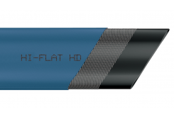 Furtun de refulare plat HiFlat HD